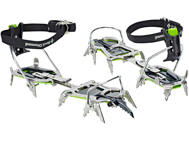 Black Diamond Stinger - Crampons - noir/argent